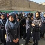 فراغت یک میلیون 500 هزار دانش آموز افغان از مدارس دولتی ایران
