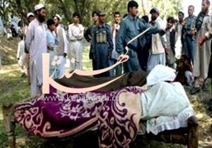 ترور بزرگان قوم درولسوالي گلران هرات
