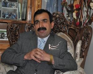 حاجي رحمت الله خان