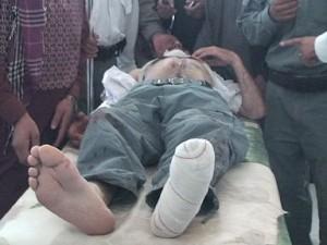 كشته وزخمي شدن سربازان پوليس درولسسوالي غوريان هرات