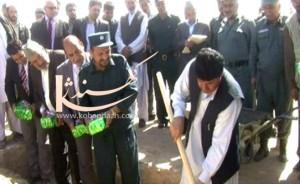 افتتاح پروژه دربادغيس