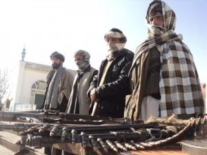 تسلیم شده گان به صلح درغرب کشور
