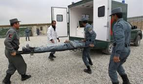 کشتنه وزخمی شدن سربازپوليس درولایت فراه - غرب