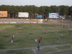 استدیوم ورزشی هرات به فدارسیون مرکز تعلق گرفت