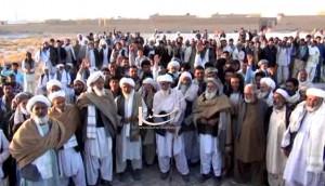 عکس مردم فراه - تظاهرات در دارآباد