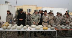 کشف مواد مخدر درولایت هرات - سرحدی