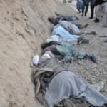 طالبان پانزده غیرنظامی را در ولایت غور تیر باران کرده اند